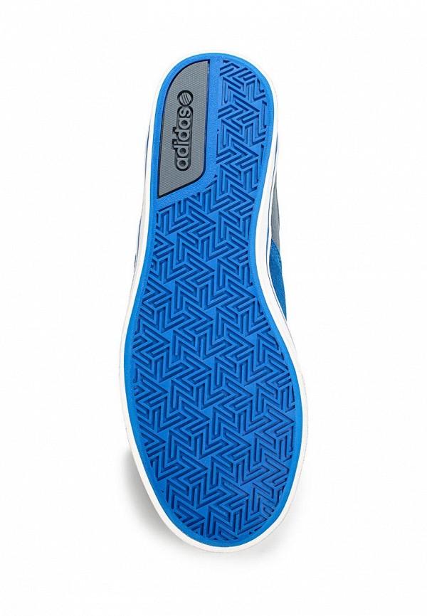 Мужские кеды Adidas Neo (Адидас Нео) F98087: изображение 3