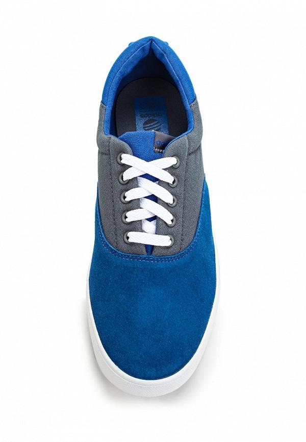 Мужские кеды Adidas Neo (Адидас Нео) F98087: изображение 4