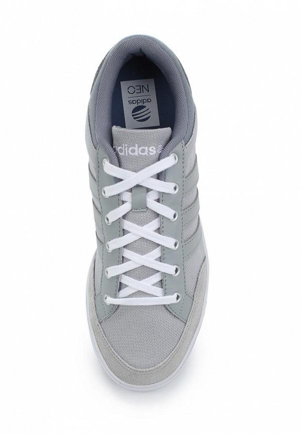 Мужские кеды Adidas Neo (Адидас Нео) F97699: изображение 4