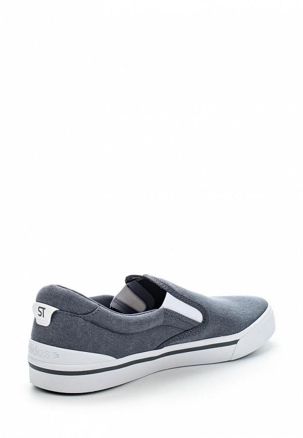 Слипоны Adidas Neo (Адидас Нео) F98072: изображение 2