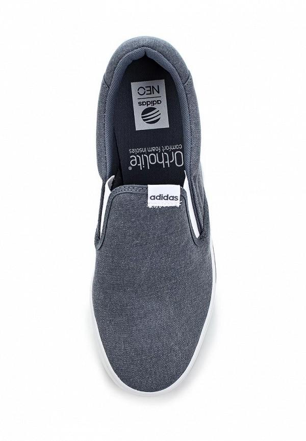 Слипоны Adidas Neo (Адидас Нео) F98072: изображение 4