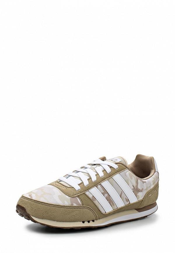 Мужские кроссовки Adidas Neo (Адидас Нео) F97878: изображение 1