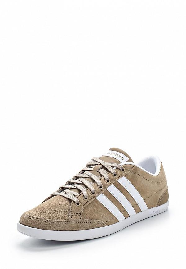 Мужские кеды Adidas Neo (Адидас Нео) F97702: изображение 1