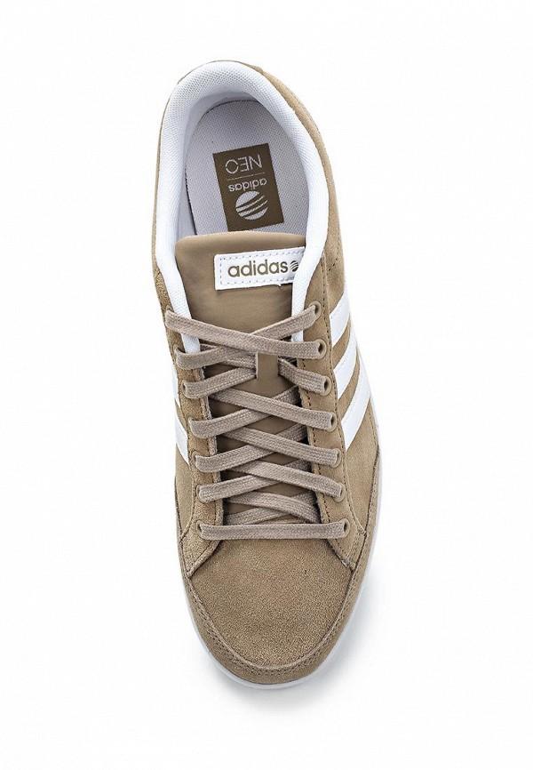 Мужские кеды Adidas Neo (Адидас Нео) F97702: изображение 4