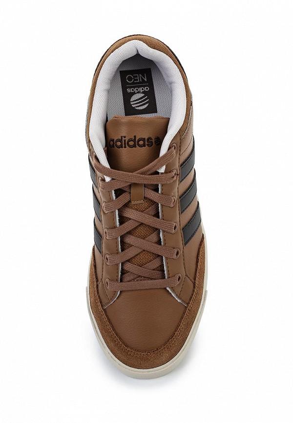 Мужские кеды Adidas Neo (Адидас Нео) F97697: изображение 4