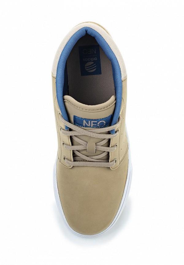 Мужские кеды Adidas Neo (Адидас Нео) F98617: изображение 4
