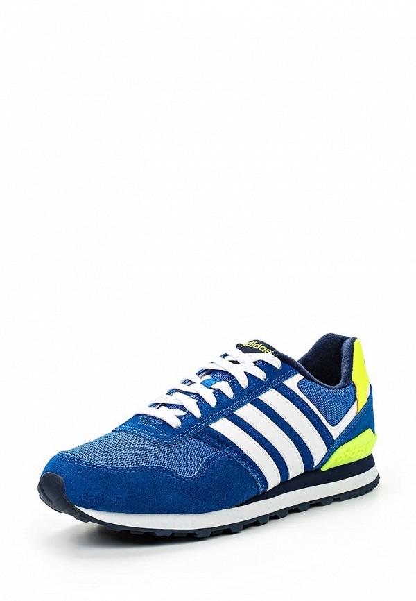 Мужские кроссовки Adidas Neo (Адидас Нео) F98293: изображение 1