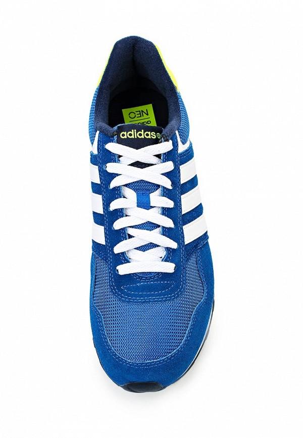 Мужские кроссовки Adidas Neo (Адидас Нео) F98293: изображение 4