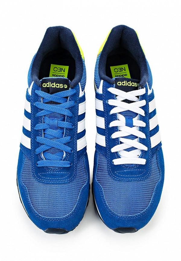 Мужские кроссовки Adidas Neo (Адидас Нео) F98293: изображение 5