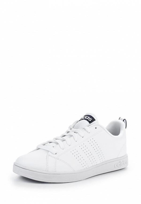 Мужские кеды Adidas Neo (Адидас Нео) F76598: изображение 1