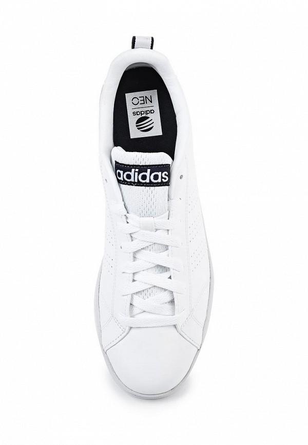 Мужские кеды Adidas Neo (Адидас Нео) F76598: изображение 4