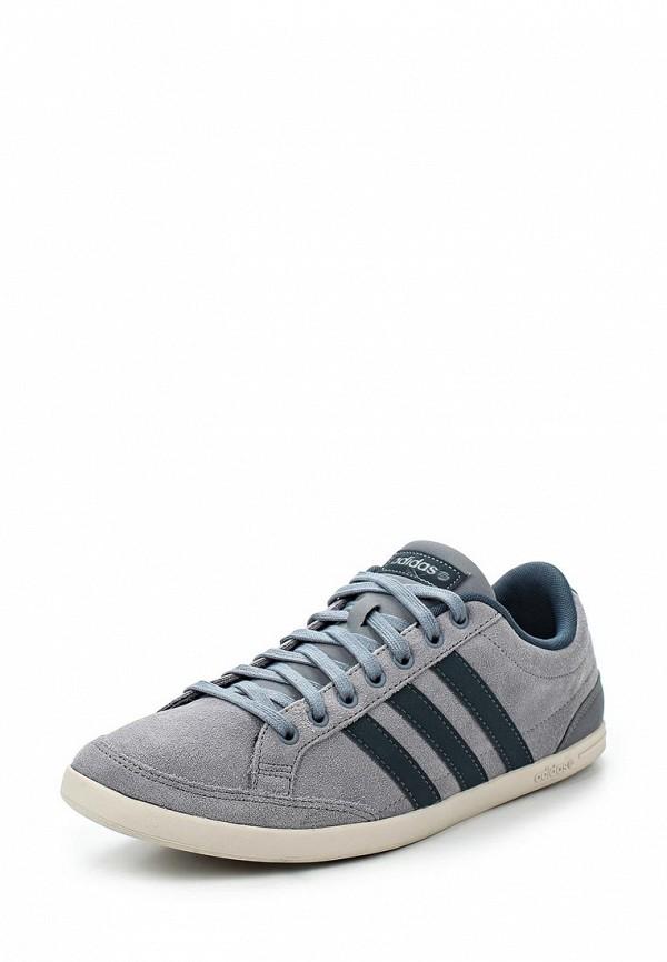 Мужские кеды Adidas Neo (Адидас Нео) F98432: изображение 1