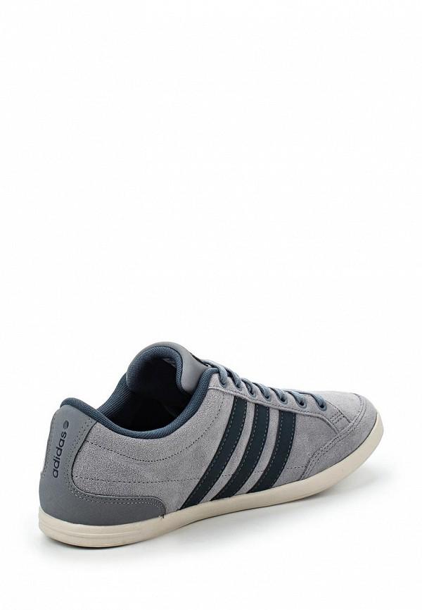 Мужские кеды Adidas Neo (Адидас Нео) F98432: изображение 2