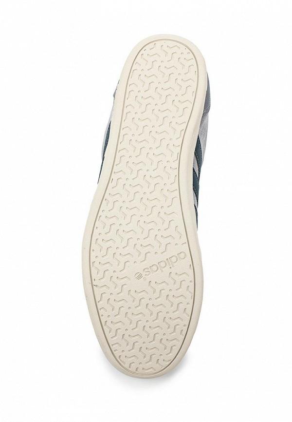 Мужские кеды Adidas Neo (Адидас Нео) F98432: изображение 3