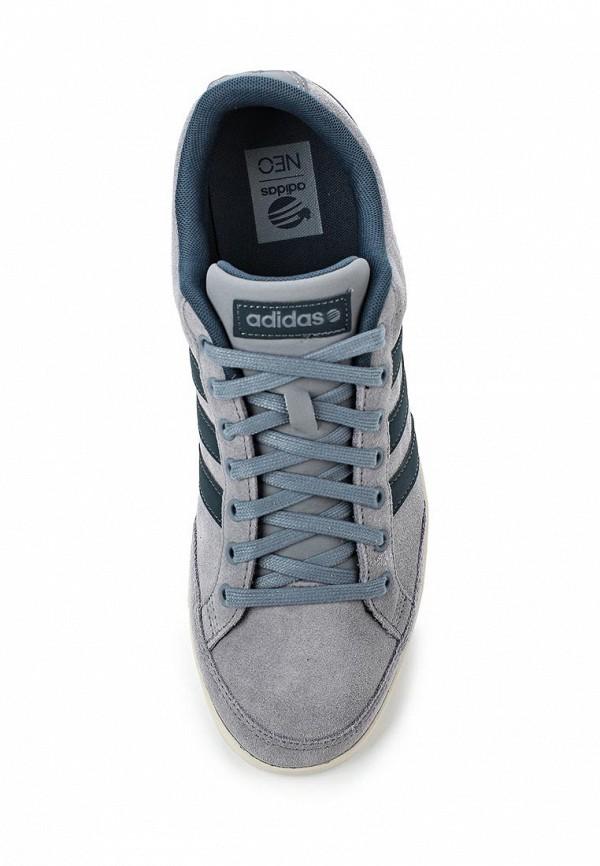 Мужские кеды Adidas Neo (Адидас Нео) F98432: изображение 4