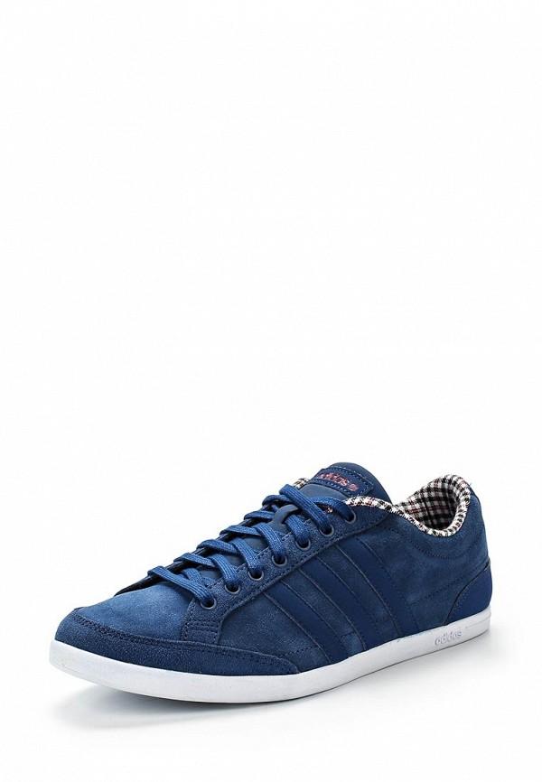 Мужские кеды Adidas Neo (Адидас Нео) F98435: изображение 1