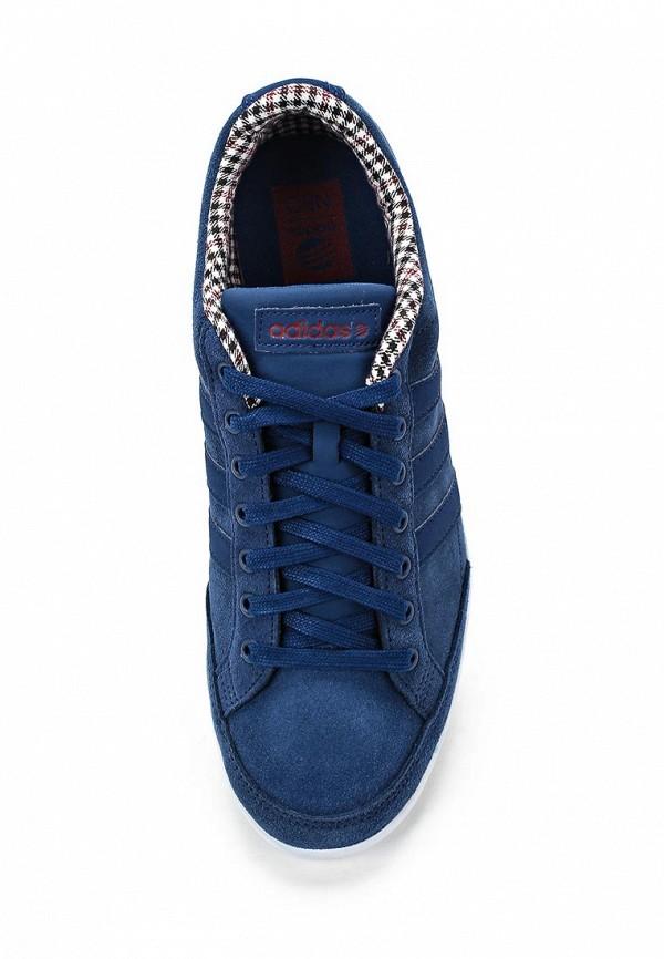 Мужские кеды Adidas Neo (Адидас Нео) F98435: изображение 4