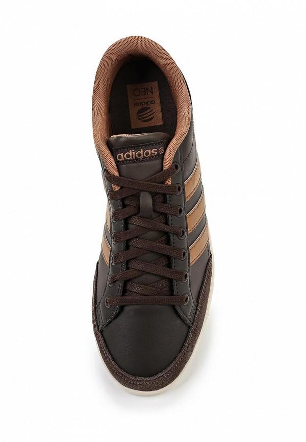 Мужские кеды Adidas Neo (Адидас Нео) F98434: изображение 4