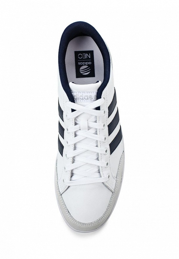 Мужские кеды Adidas Neo (Адидас Нео) F98433: изображение 4