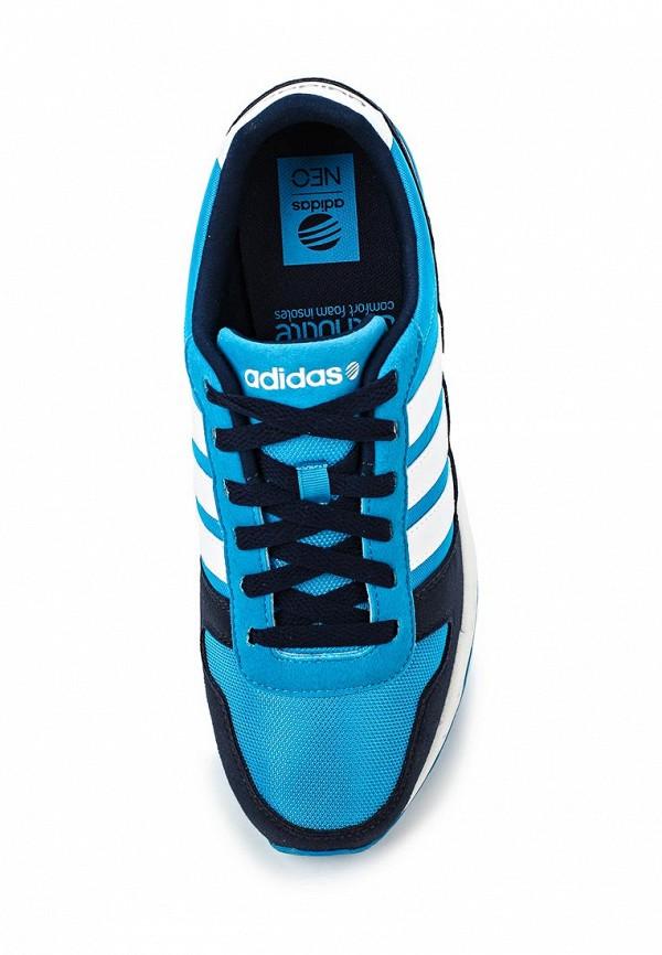 Мужские кроссовки Adidas Neo (Адидас Нео) F98736: изображение 4