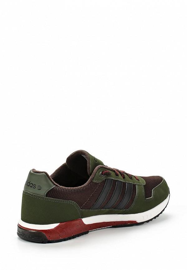 Мужские кроссовки Adidas Neo (Адидас Нео) F98734: изображение 2