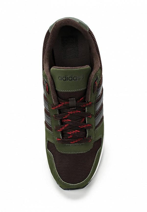 Мужские кроссовки Adidas Neo (Адидас Нео) F98734: изображение 4