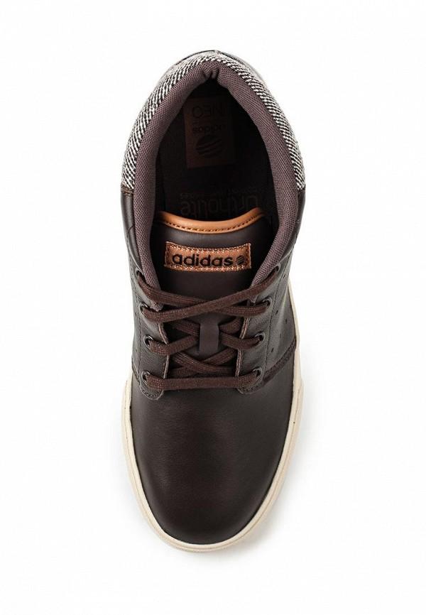 Мужские кеды Adidas Neo (Адидас Нео) F98646: изображение 4