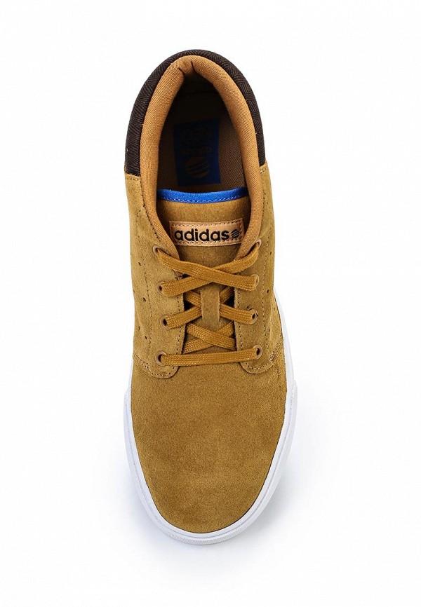 Спортивные мужские ботинки Adidas Neo (Адидас Нео) F98645: изображение 4