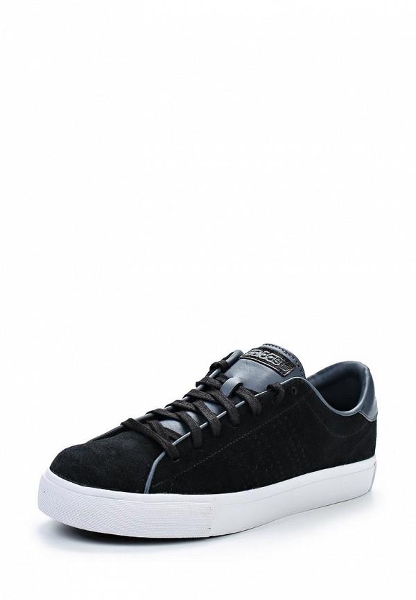 Мужские кеды Adidas Neo (Адидас Нео) F98417: изображение 1