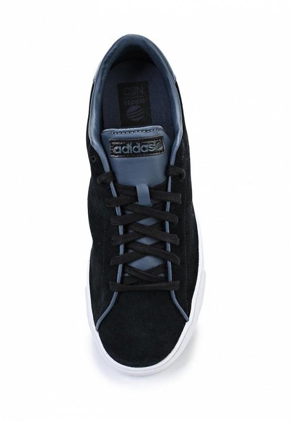 Мужские кеды Adidas Neo (Адидас Нео) F98417: изображение 4