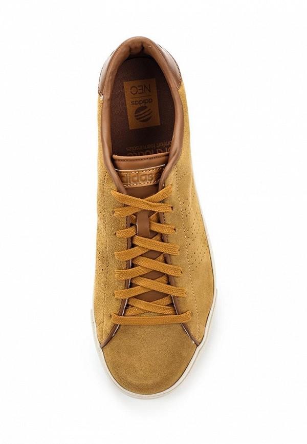Мужские кеды Adidas Neo (Адидас Нео) F98420: изображение 4