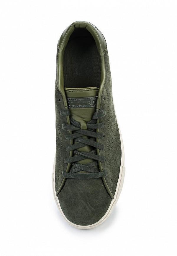 Мужские кеды Adidas Neo (Адидас Нео) F98419: изображение 4