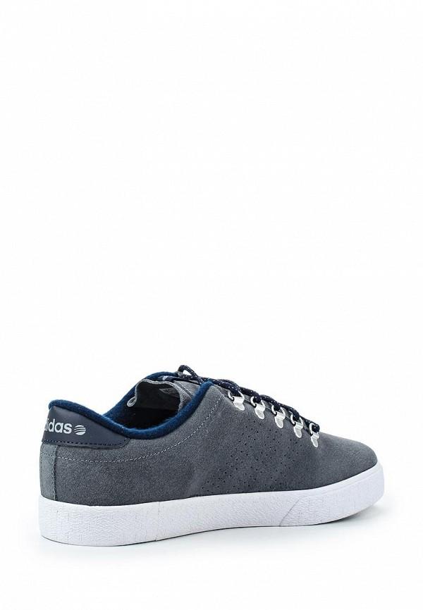Мужские кеды Adidas Neo (Адидас Нео) F98890: изображение 2
