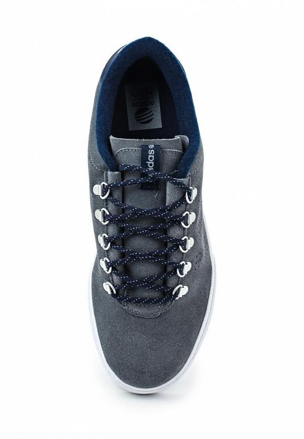 Мужские кеды Adidas Neo (Адидас Нео) F98890: изображение 4