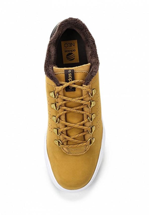 Мужские кеды Adidas Neo (Адидас Нео) F98892: изображение 4