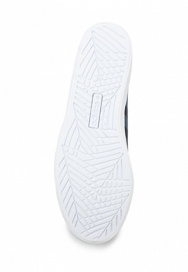 Мужские кеды Adidas Neo (Адидас Нео) F98517: изображение 3