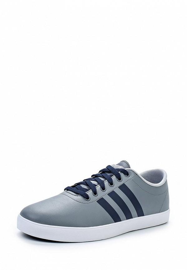 Мужские кеды Adidas Neo (Адидас Нео) F98518: изображение 1