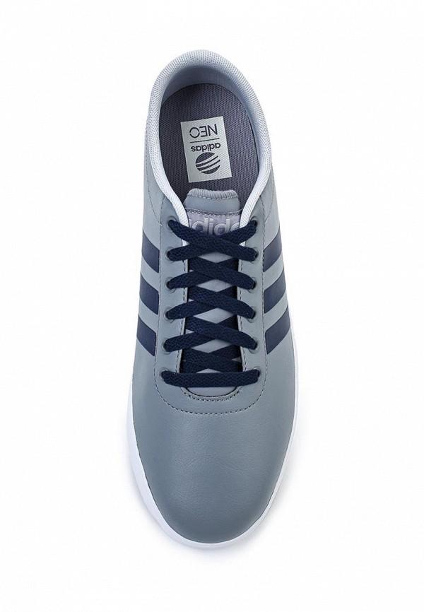 Мужские кеды Adidas Neo (Адидас Нео) F98518: изображение 4