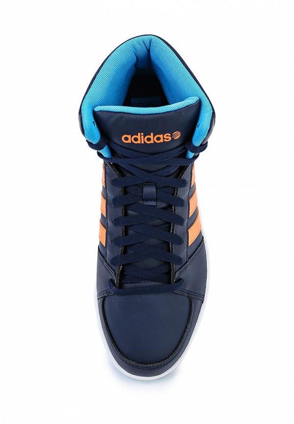 Мужские кроссовки Adidas Neo (Адидас Нео) F98398: изображение 4