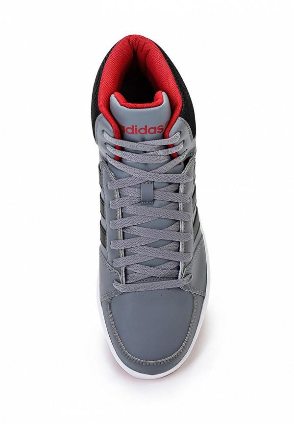 Мужские кроссовки Adidas Neo (Адидас Нео) F98397: изображение 4
