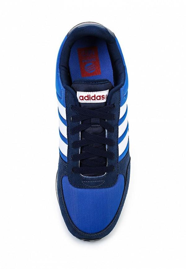 Мужские кроссовки Adidas Neo (Адидас Нео) F98309: изображение 4