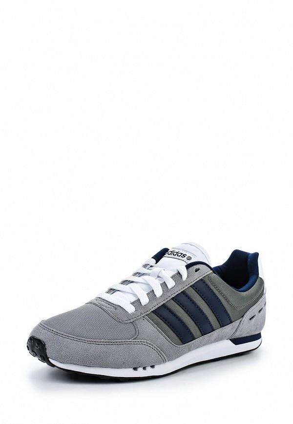 Мужские кроссовки Adidas Neo (Адидас Нео) F98310: изображение 1