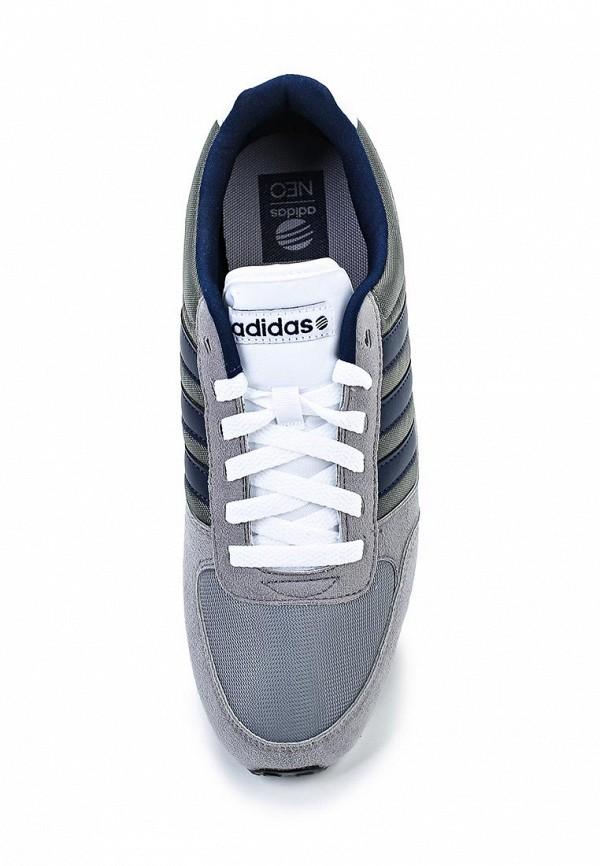 Мужские кроссовки Adidas Neo (Адидас Нео) F98310: изображение 4