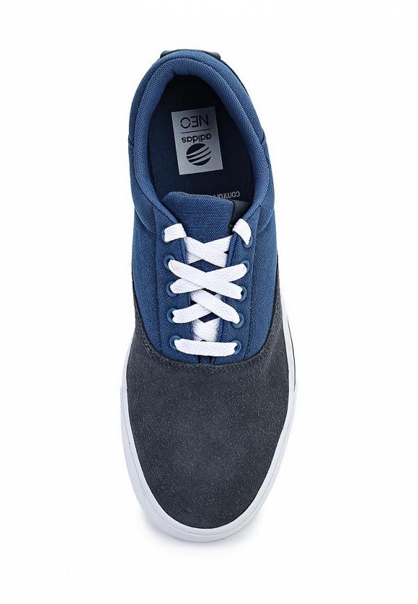 Мужские кеды Adidas Neo (Адидас Нео) F98374: изображение 4