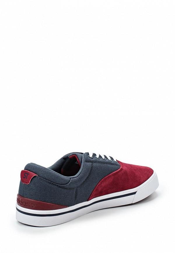 Мужские кеды Adidas Neo (Адидас Нео) F98373: изображение 2