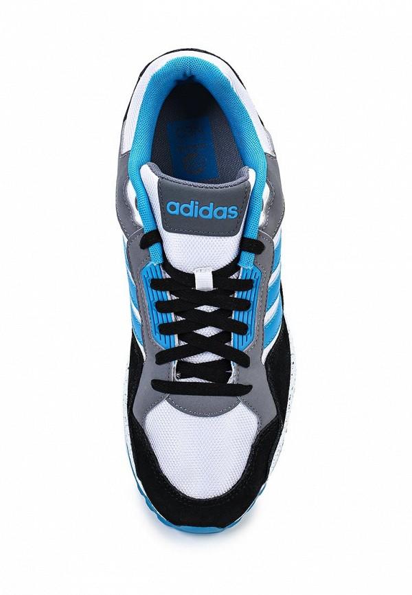 Мужские кроссовки Adidas Neo (Адидас Нео) F98287: изображение 4