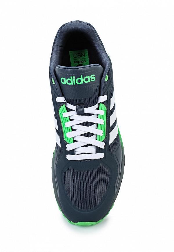 Мужские кроссовки Adidas Neo (Адидас Нео) F98271: изображение 4