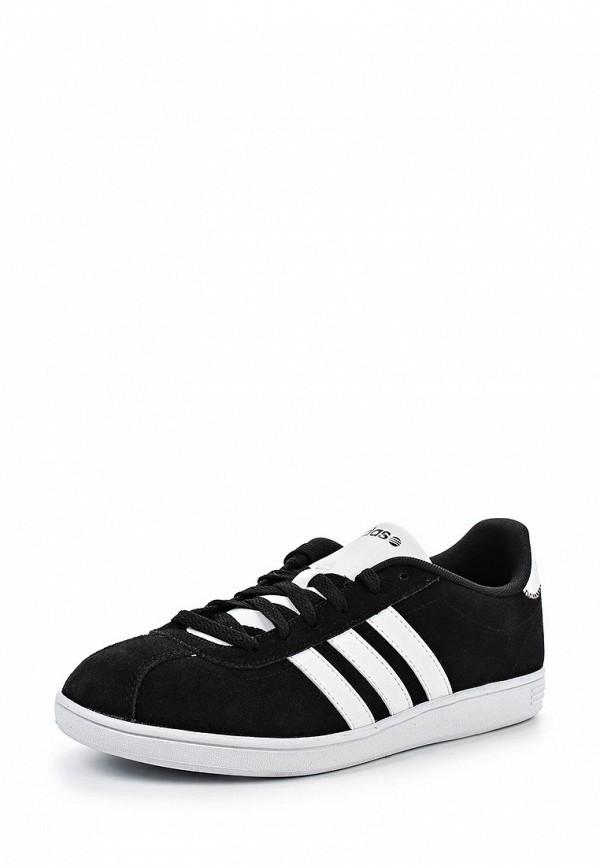 Мужские кеды Adidas Neo (Адидас Нео) F76627: изображение 1
