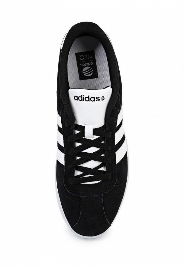 Мужские кеды Adidas Neo (Адидас Нео) F76627: изображение 4