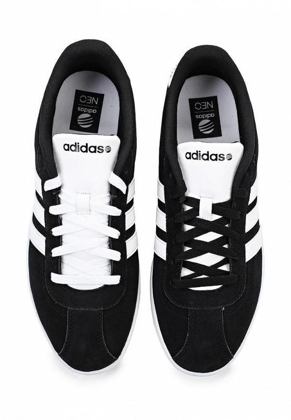 Мужские кеды Adidas Neo (Адидас Нео) F76627: изображение 5